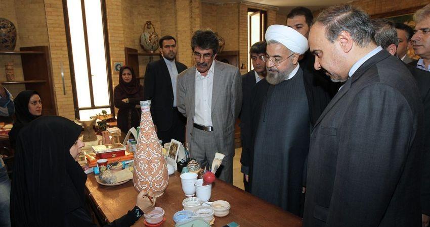گردشگری یکی از قدرت های نرم ایران
