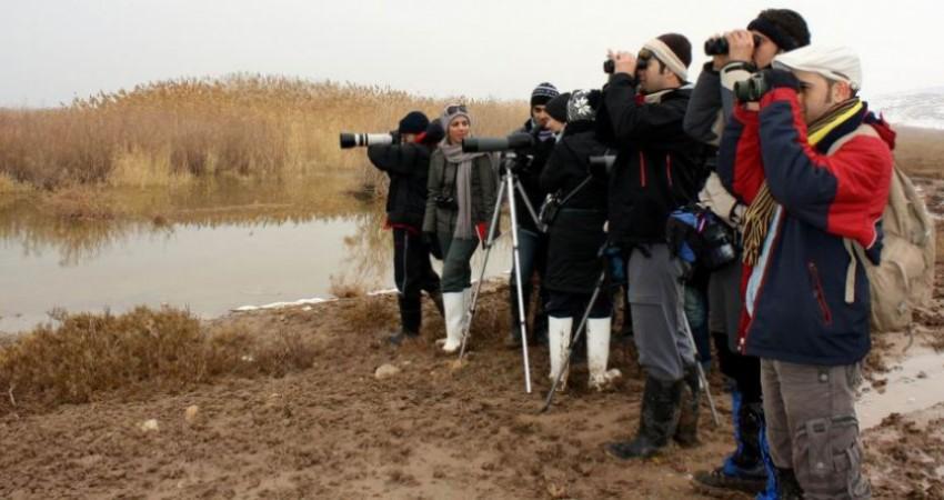 تاثیرگذاری پرنده نگری در توسعه گردشگری طبیعی کشور