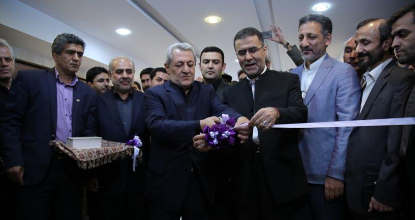 سینما فلسطین همدان بازگشایی شد