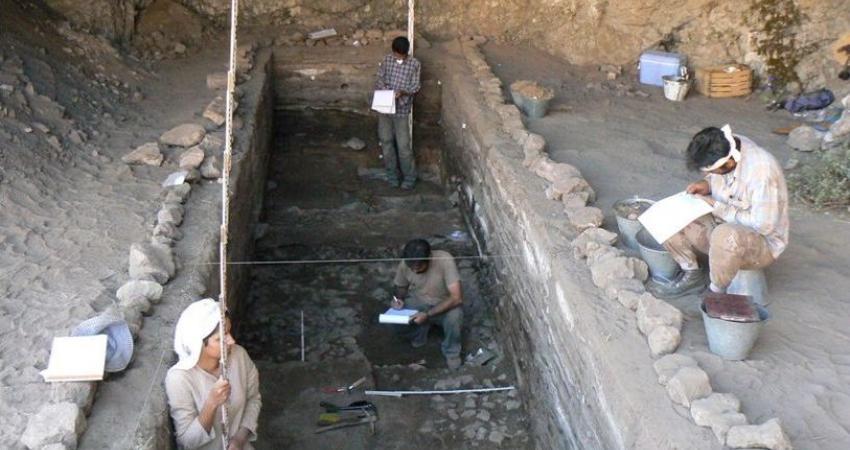 فن آوری صنایع سنگی دوران پارینه سنگی در ایران