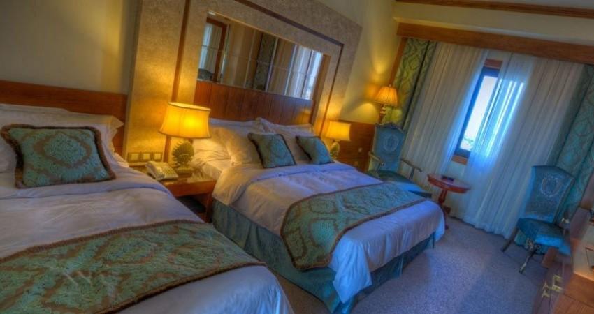 سهم هتل ها در سال 93 از هر خانواده ایرانی تنها یک دهم درصد