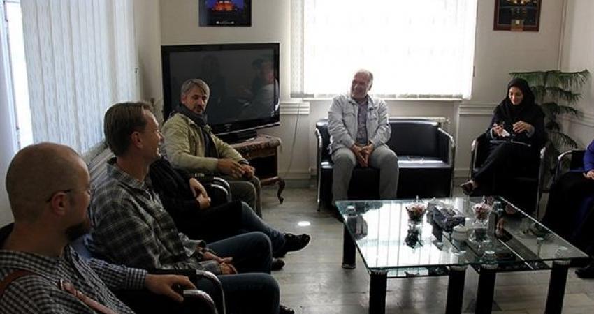 آغاز تحقیقات تیم پژوهشی مشترک ایران و آلمان در موزه مردان نمکی