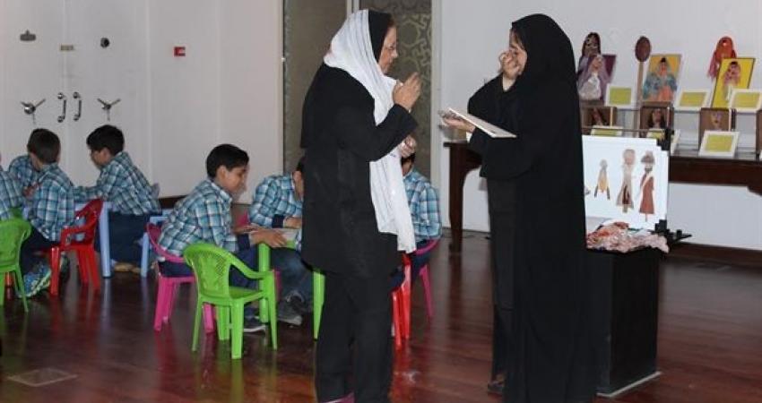 موزه سیار برای کودکان راه اندازی شد