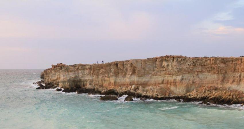 گردشگران، عاملان تخریب پارک دریایی نای بند