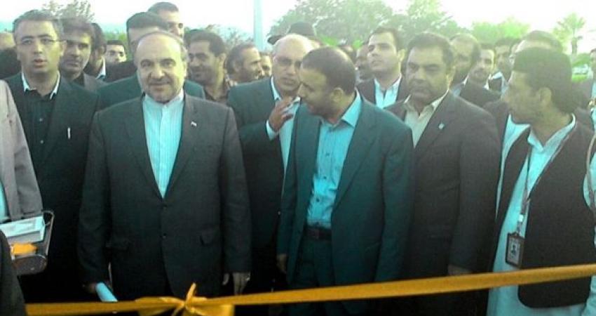 مجتمع توریستی دشت نور با دستور رئیس جمهور توسط سلطانی فر افتتاح شد