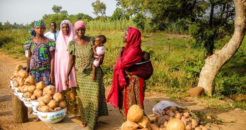 زنان روستایی بهتر از مردان طبیعت را حفظ می کنند
