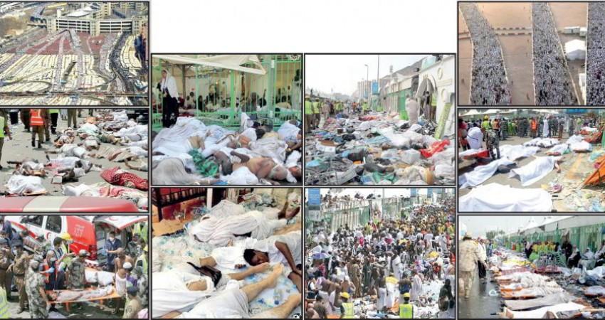 آمار وزارت بهداشت عربستان از حادثه منا: 7477 کشته