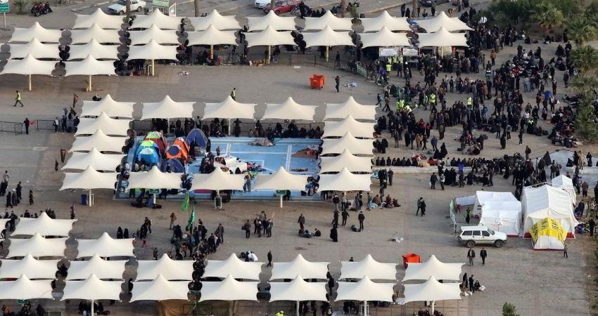 11 دفتر اطلاع رسانی و مسافرتی در مرز مهران مستقر می شود