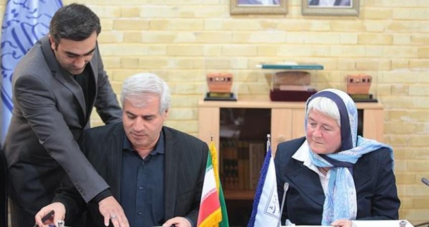 تفاهم نامه همکاری سازمان میراث فرهنگی و موسسه باستان شناسی آلمان امضا شد