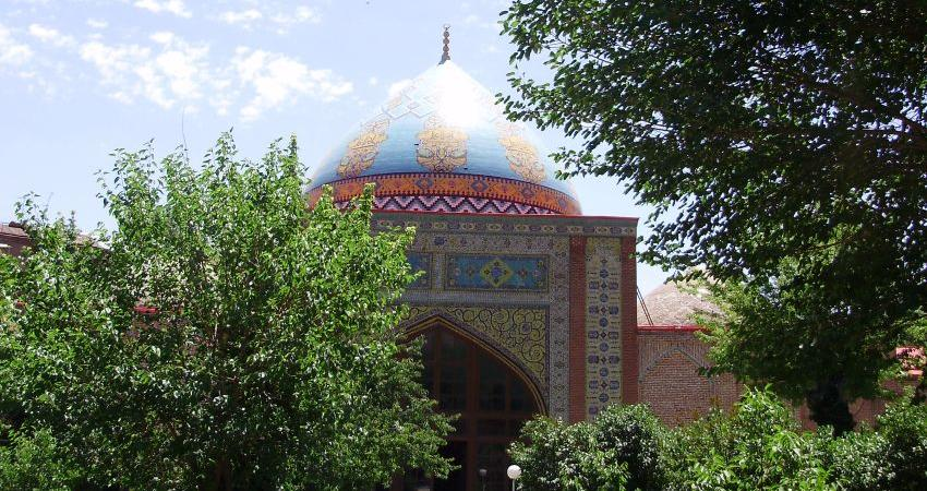 ایران، پرونده ثبت جهانی مسجد کبود ارمنستان را تدوین می کند