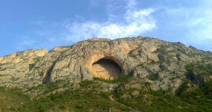 محاصره بلندترین طاق طبیعی تاریخی جهان شکست