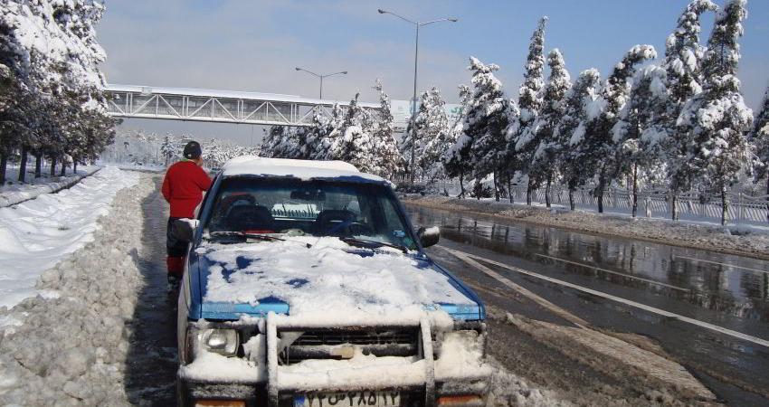 هشدار درباره خطر وقوع سیل شدید در زمستان بسیار سرد امسال