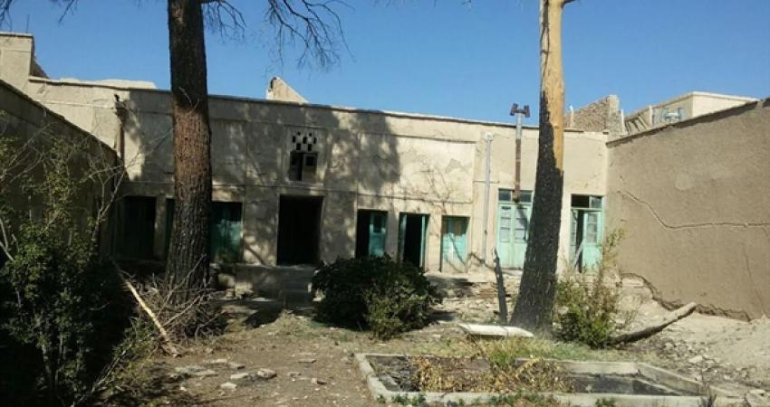 خانه بابو شوکت آباد دامغان به تملک میراث فرهنگی درآمد