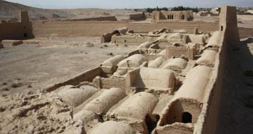 قلعه قاجاری عزت آباد ابرکوه ثبت ملی شد