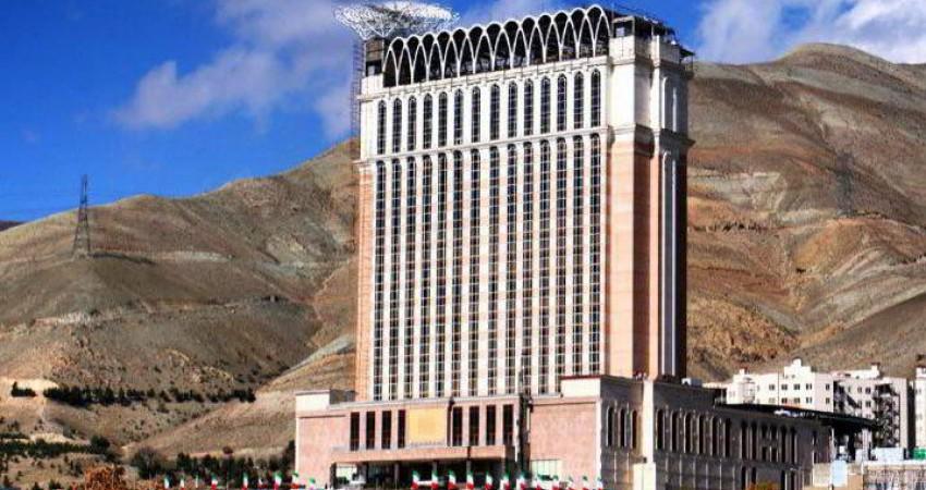 اسپیناس پالاس، بزرگ ترین هتل ایران فردا افتتاح می شود