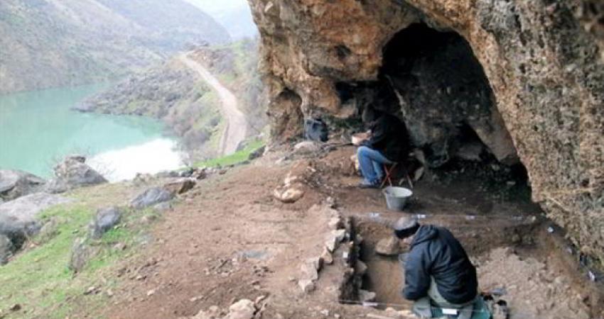 کشف آثار مربوط به هفتاد هزارسال پیش در کردستان