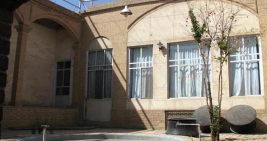 خانه معین الدین حاج صدر در فهرست آثار ملی ثبت شد