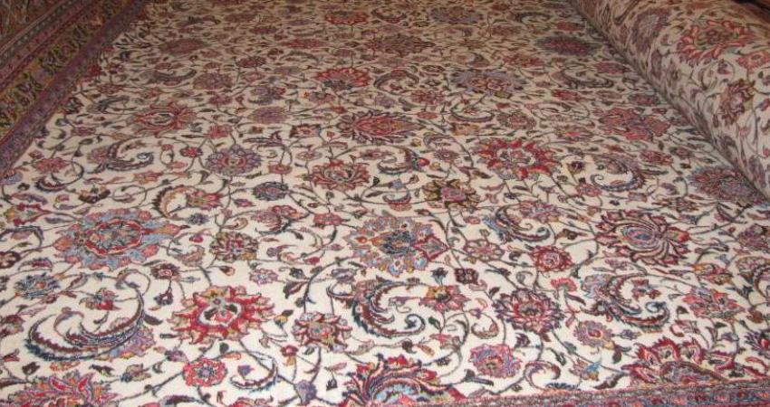 فرش اراک ثبت ملی و جهانی می شود