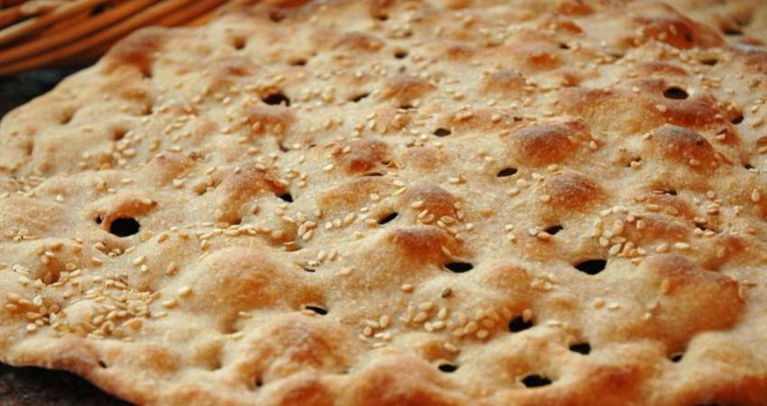 سنگک خوشمزه ترین نان دنیا