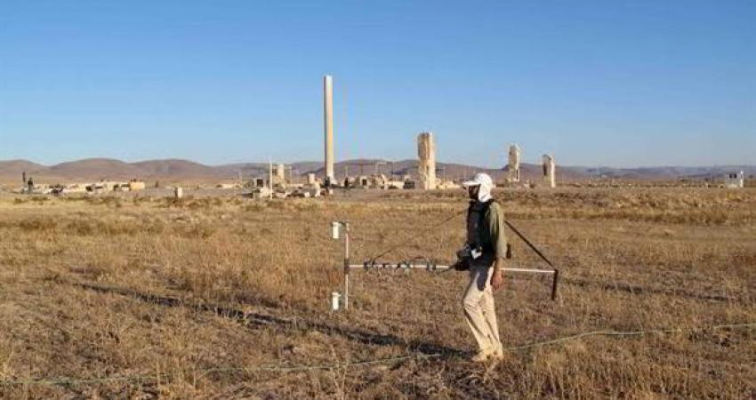 کشف جلوه هایی نو از فارس مرکزی در دوره هخامنشیان