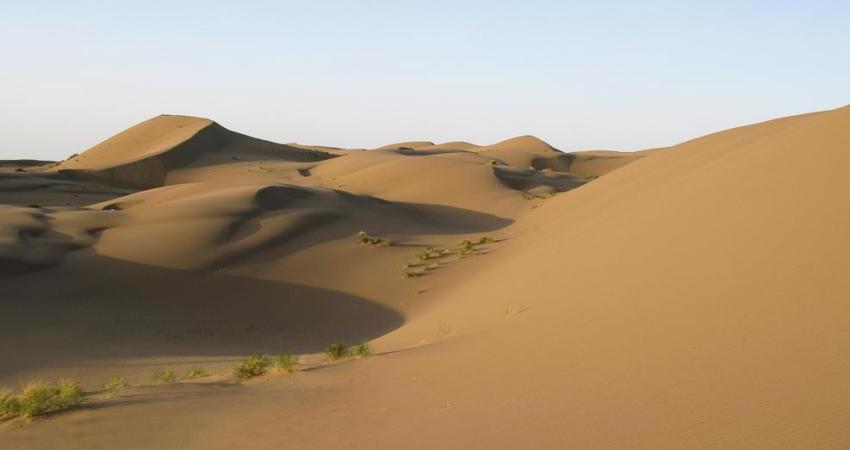 منطقه نمونه گردشگری در کویر مرنجاب ایجاد می شود