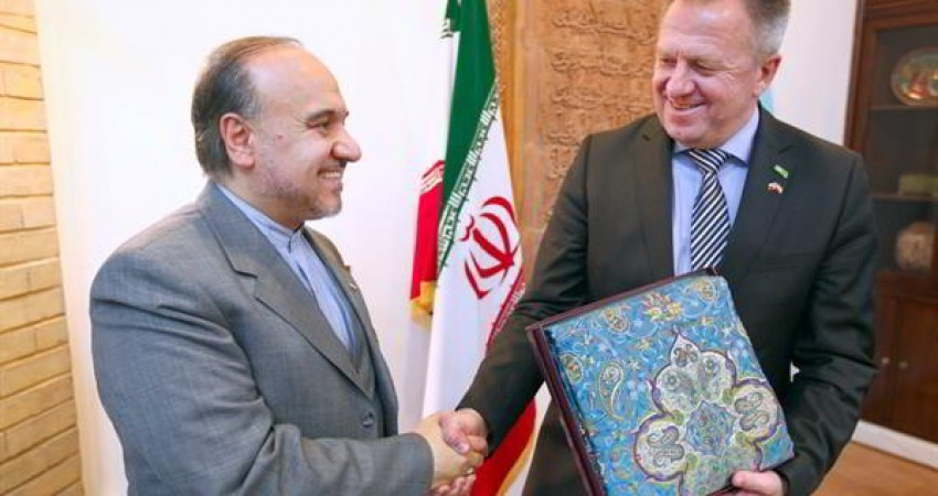مذاکره ایران و اسلوونی بر سر توسعه همکاری های گردشگری
