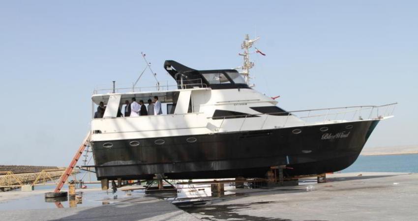 آغاز فعالیت شناور مسافربری-دریایی مسیر چابهار به کنارک