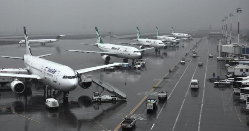 ایرلاین ها برای ورود هواپیما آماده باشند