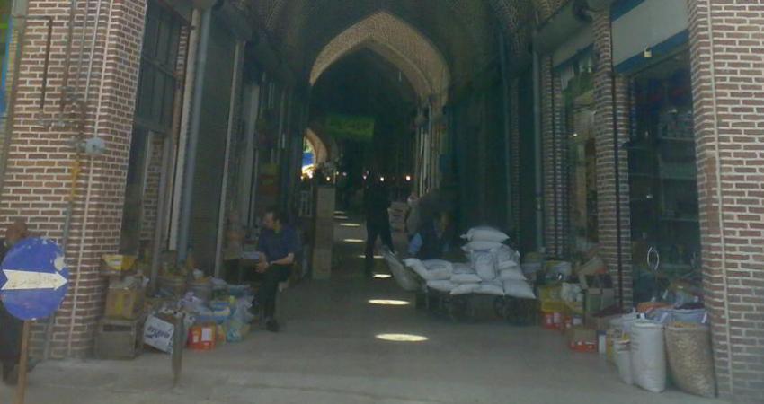 بازار دوشابچی خانا ارومیه ثبت ملی شد