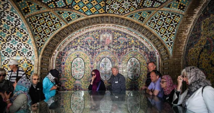 سهم ایران از گردشگران روس به کجا رسید؟