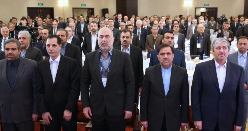 آغاز به کار اجلاس هوانوردی «ایران 2016» در تهران