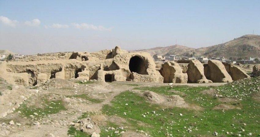 200 اثر باستانی در سد کنگیر شهرستان ایوان کشف شده است