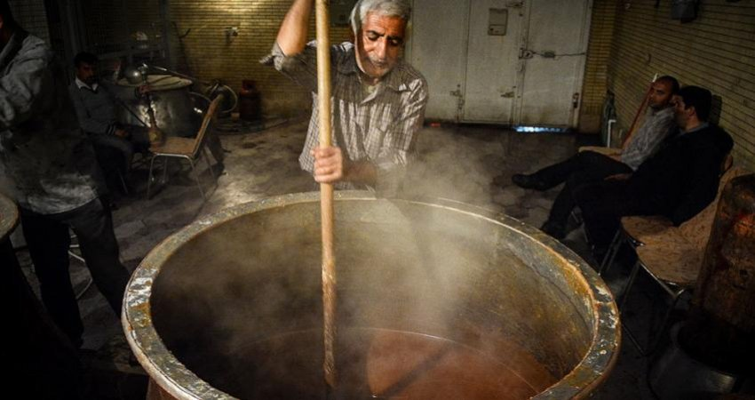 پخت سمنو در خراسان شمالی ثبت ملی شد