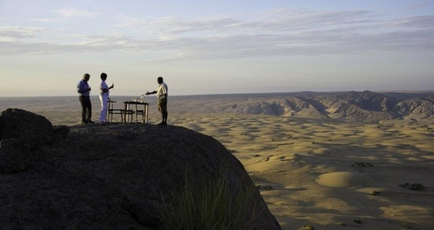 آیا گردشگری رقیب جامعه محلی در دست یافتن به منابع آب است؟
