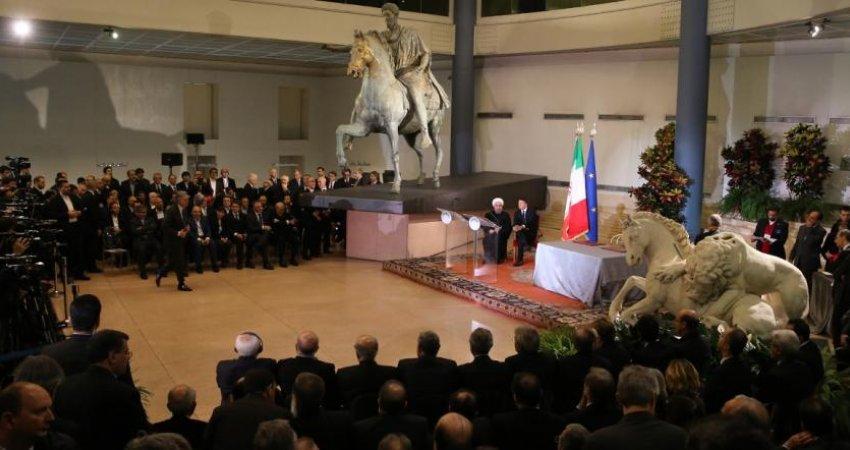 امضای 14 سند همکاری میان ایران و ایتالیا