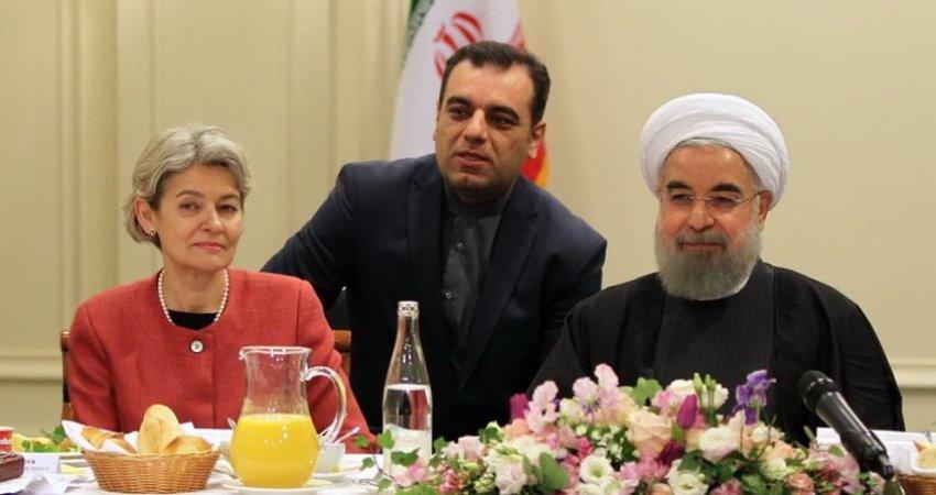 توسعه همکاری های ایران با یونسکو