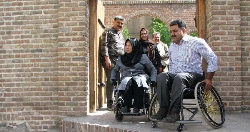 توسعه گردشگری ویژه معلولین در دستور کار قرار گرفت