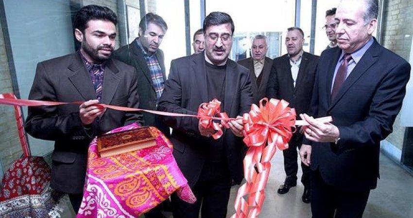 نمایشگاه عیدانه صنایع دستی آغاز به کار کرد