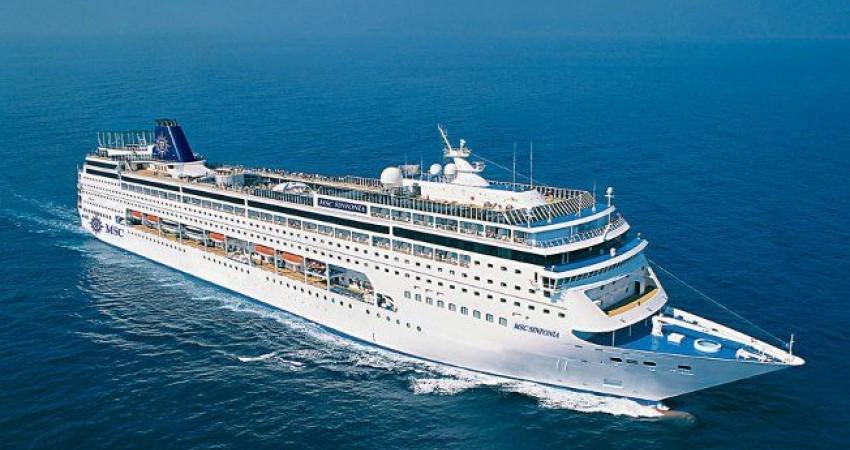 کشتی گردشگری ایران آماده حرکت است