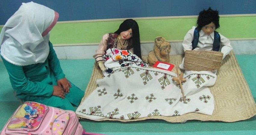 نمایشگاه صنایع دستی و سوغات سیستان در زابل برپا شد