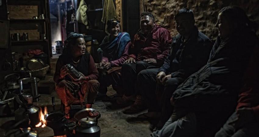 بهبود آموزش و بهداشت با گردشگری اجتماع محور در آناپورنا