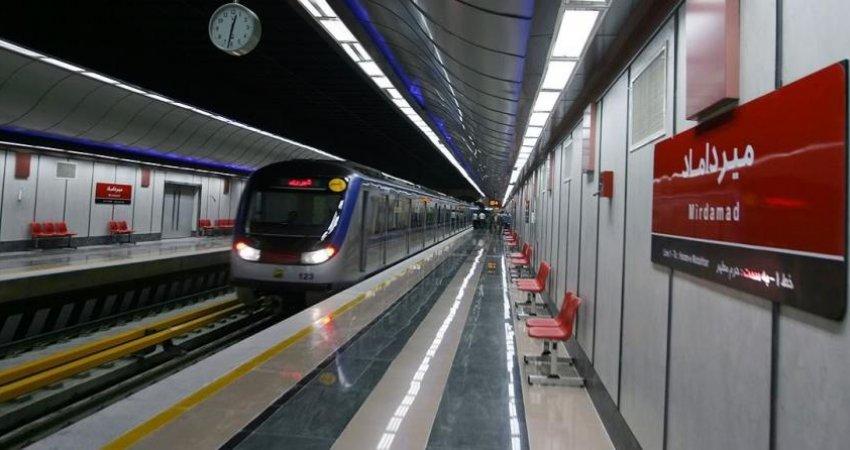 افزایش 12 درصدی قیمت بلیط مترو در سال 95