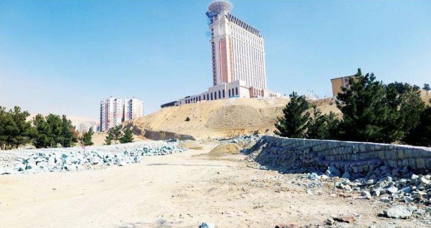 بزرگ ترین هتل ایران نه جاده دارد نه تابلو