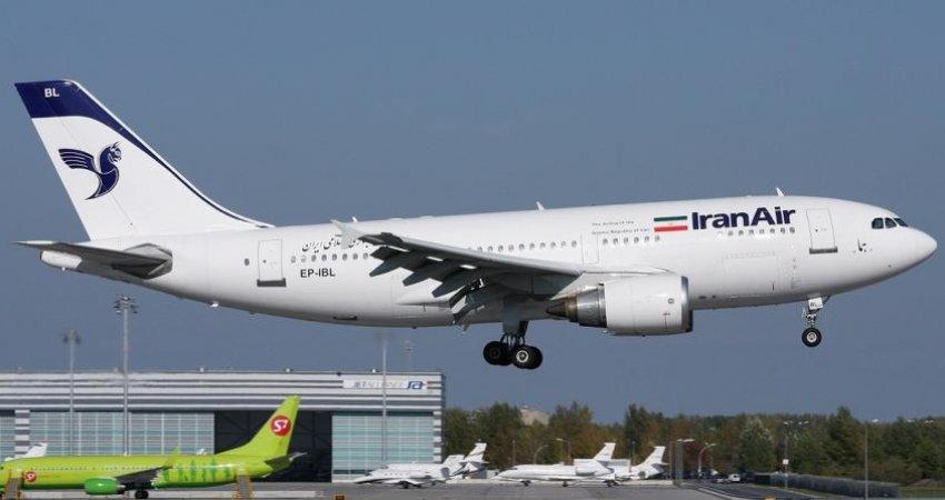 بازگشت پرواز تهران-پاریس به فرودگاه بخاطر نقص در سیستم ارتباطی