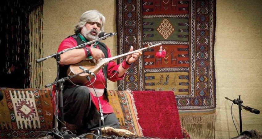 نمایش آثار صنایع دستی خراسان شمالی در تركمنستان