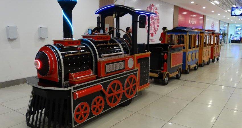 راه اندازی قطار گردشگری در خرمشهر