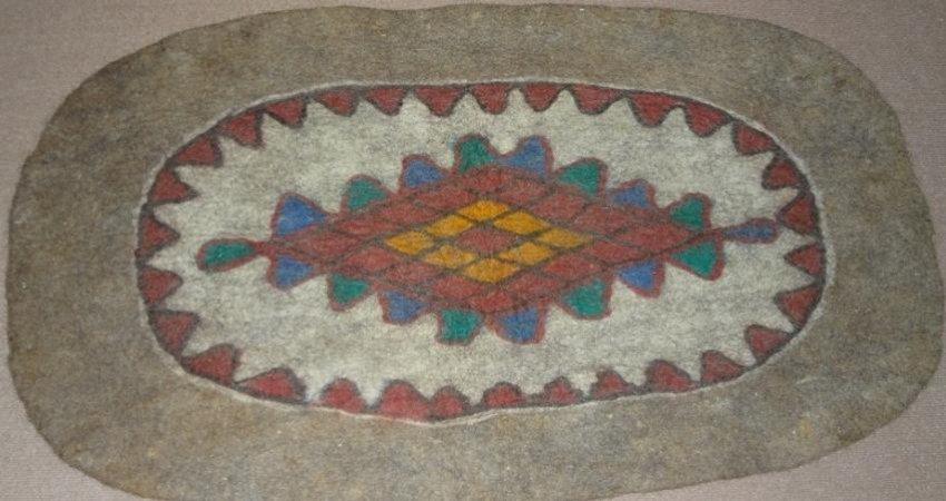 هنر نمدمالی اردبیل در حال فراموشی