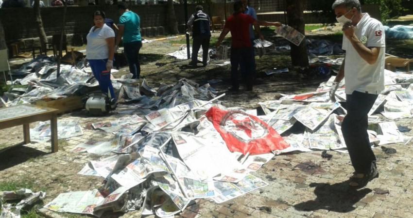 توصیه دولت آمریکا به شهروندانش برای نرفتن به ترکیه