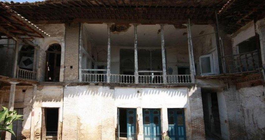 خانه مشروطه گرگان ثبت ملی شد