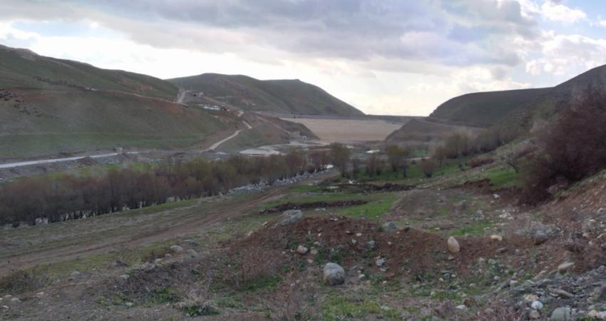 یادگار 5 هزار ساله اشکانیان در خطر غرق شدن